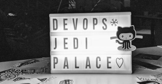 DevOps Jedi Palace