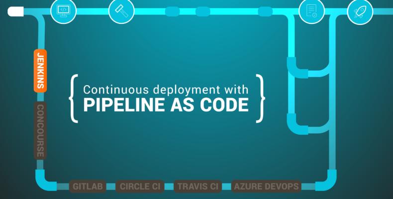 Pipeline as code Jenkins