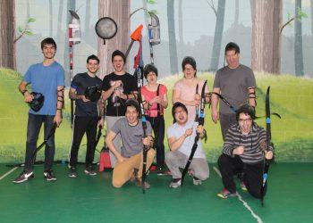 Combat d'archers